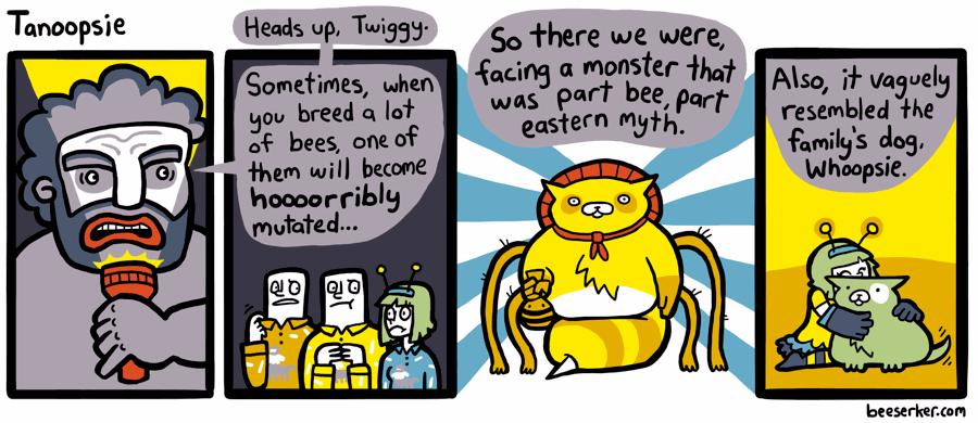 Tanoopsie