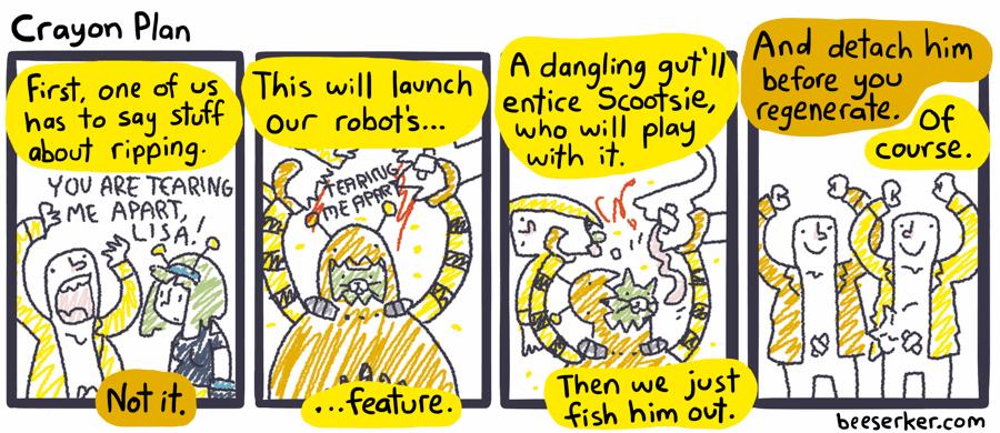 Crayon Plan