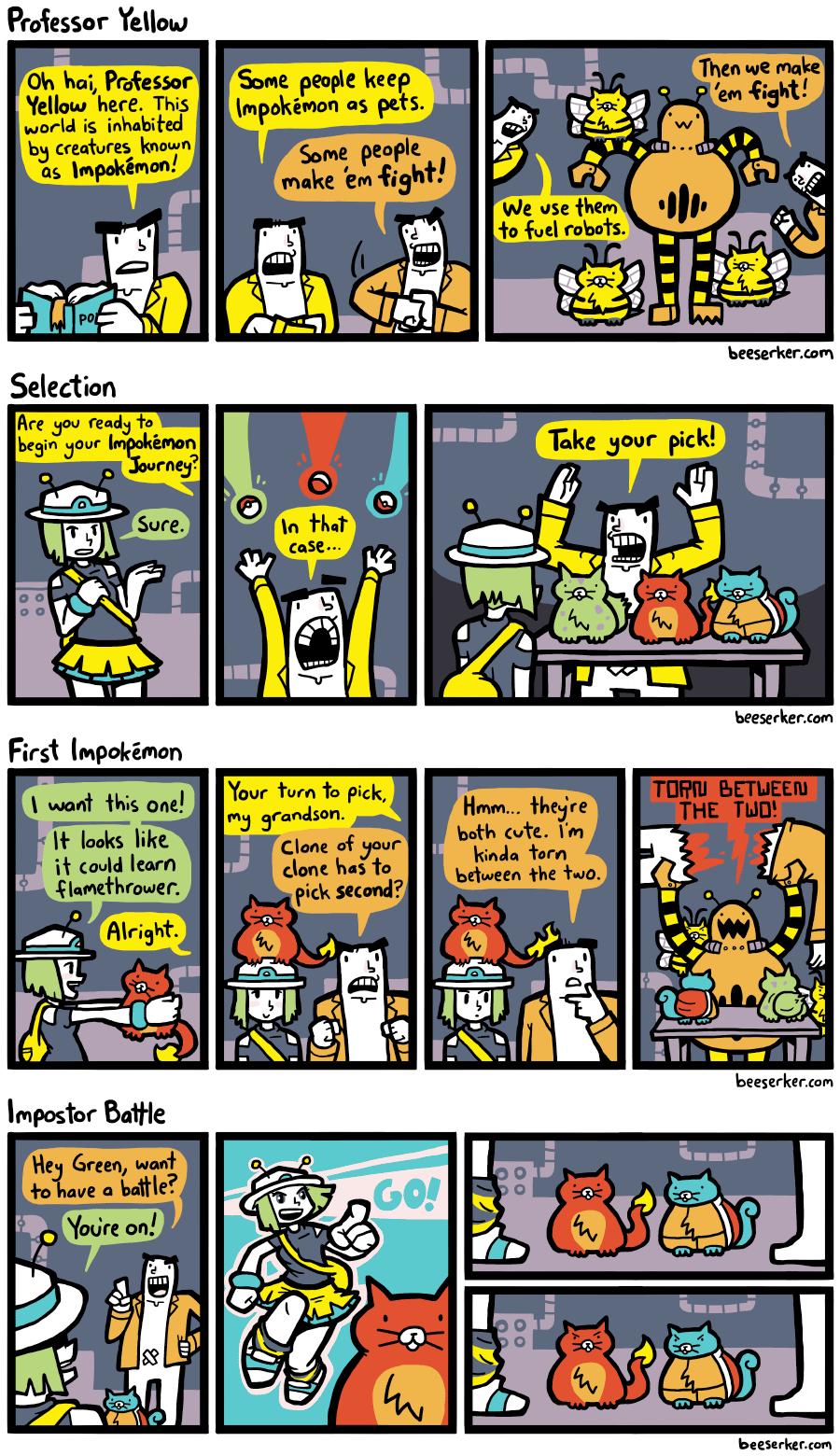 Professor Yellow