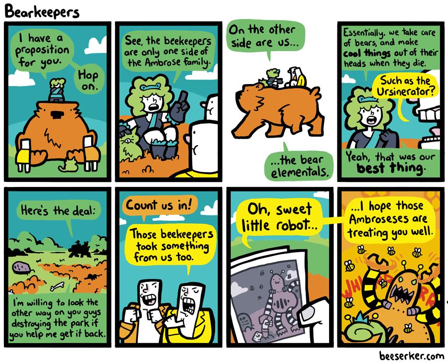 Bearkeepers