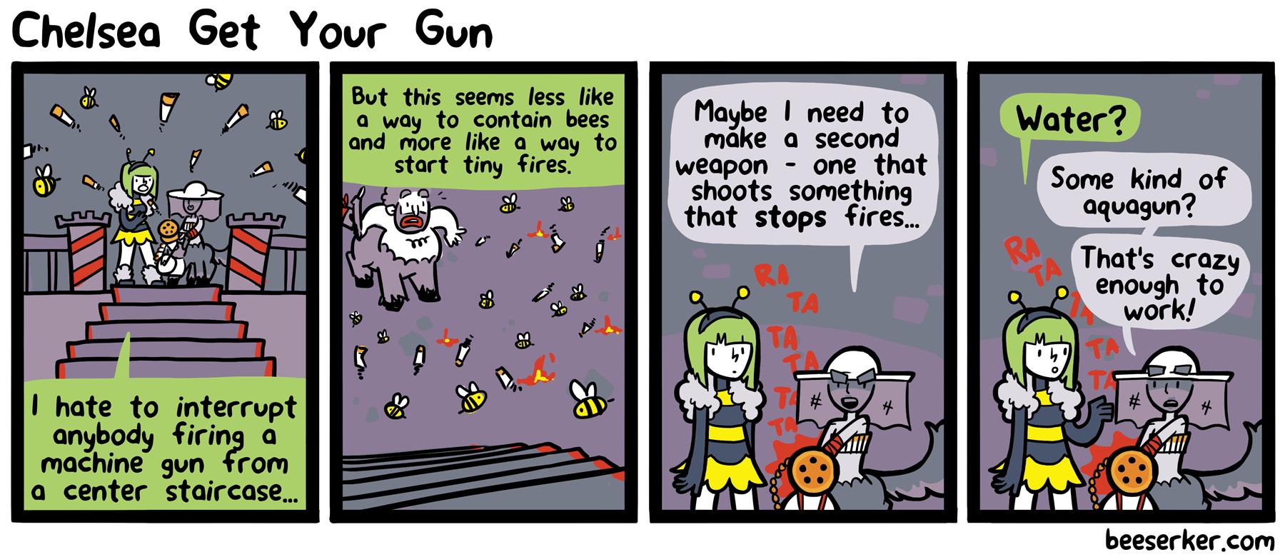Chelsea Get Your Gun