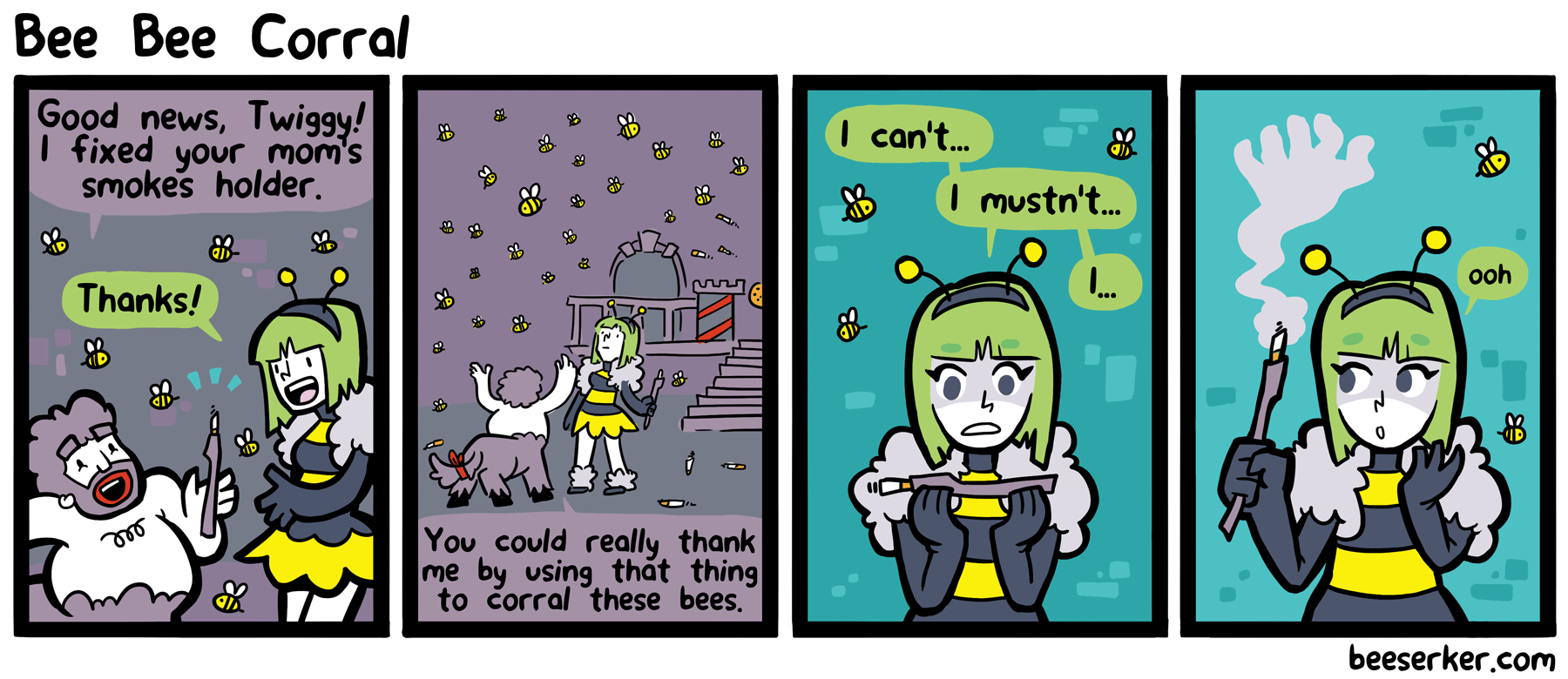 Bee Bee Corral