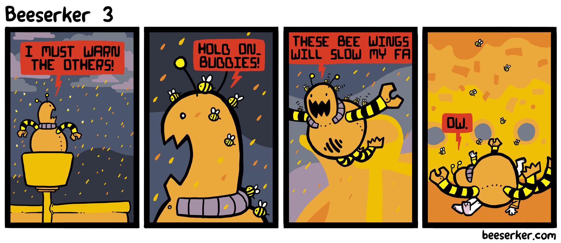 Beeserker 3