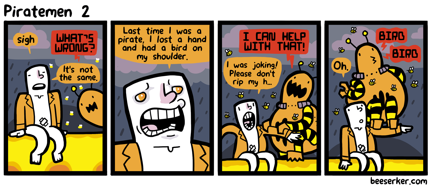 Piratemen 2