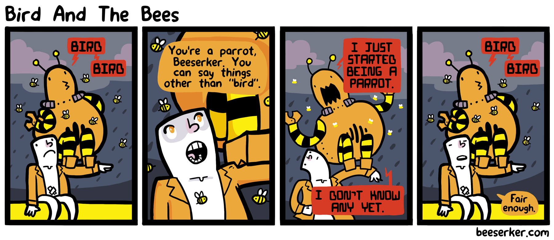 Bird and the Bees