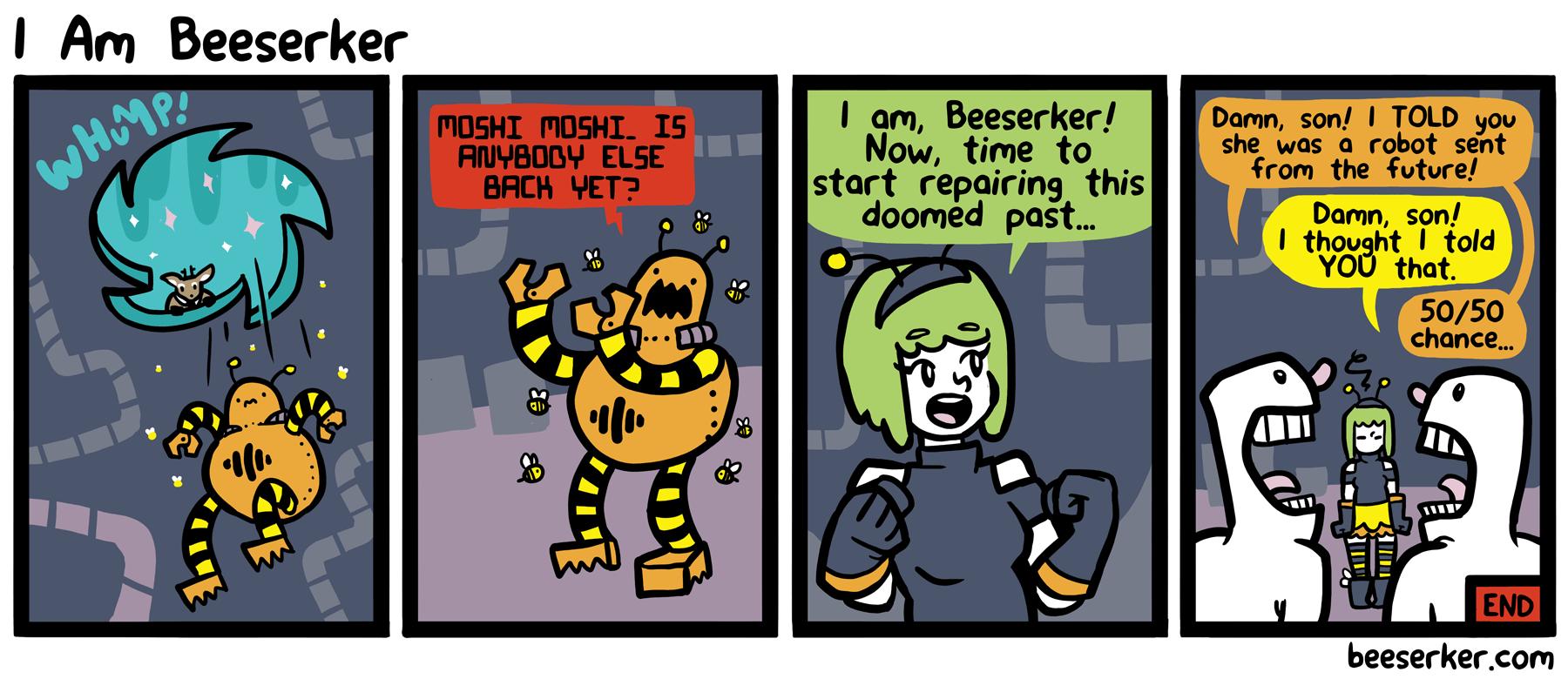 I Am Beeserker