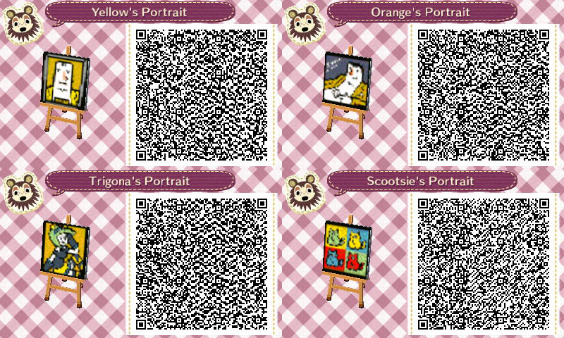 Beeserker Stuff Magnificent Animal Crossing New Leaf Sewing Machine Qr Codes